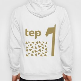 Tep Triangles Hoody