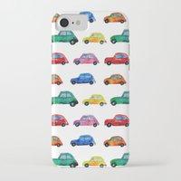 italian iPhone & iPod Cases featuring Italian cars  by Katerina Izotova