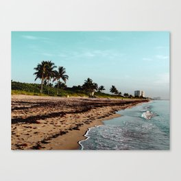 hollywood, florida Canvas Print