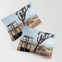 MOJAVE DESERT PHONE BOOTH Pillow Sham
