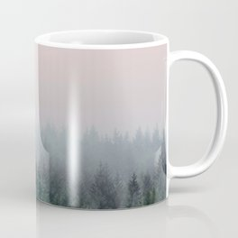 Forest in Pink Coffee Mug