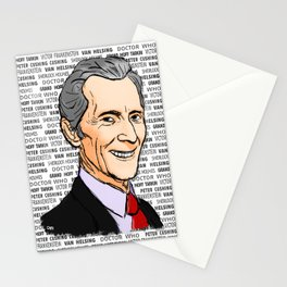 Peter Cushing Stationery Cards