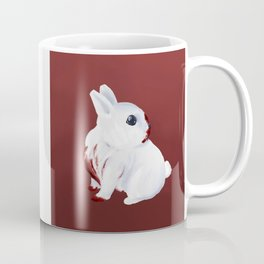 A Fearsome Monster - Monty Python, Cearbannog/Bunnicula Coffee Mug