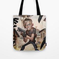 Resident Evil 4 Tote Bag