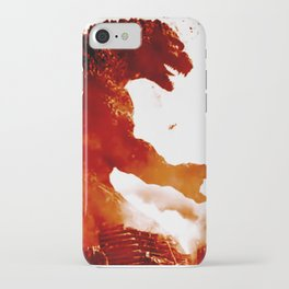 Godzilla 8 iPhone Case
