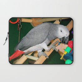 Doobie the parrot Laptop Sleeve