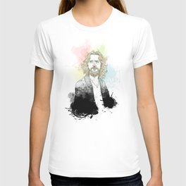 The Dude, His Dudeness, Duder, or El Duderino T-shirt