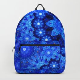 Lapis Crown Mandala Backpack