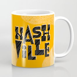 Nashville Coffee Mug