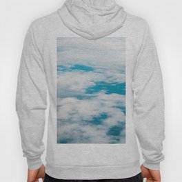 Above the clouds Hoody
