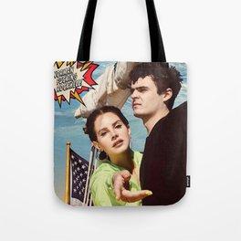 LanaDelRey Tote Bag