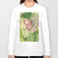 camouflage Long Sleeve T-shirts featuring Camouflage by Stecker Photographie
