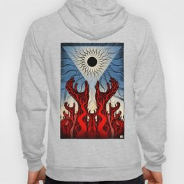 A Sun That Never Sets (color) Hoody