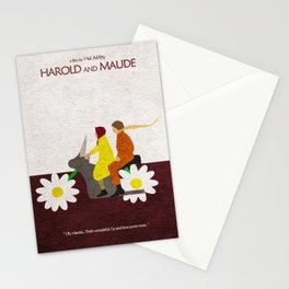 Harold and Maude Stationery Cards