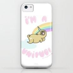 I'm a unipug iPhone 5c Slim Case
