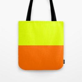 2-Tone Neon Tote Bag