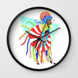 Brilliantly Wall Clock