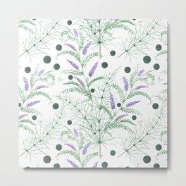 The meadow flowers. Metal Print