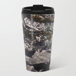 Torrent river Travel Mug