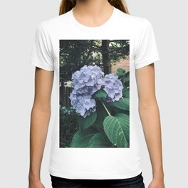 Hydrangeas No4 T-shirt