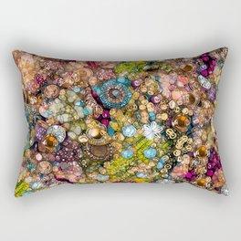 Autumn's Treasure Box Rectangular Pillow