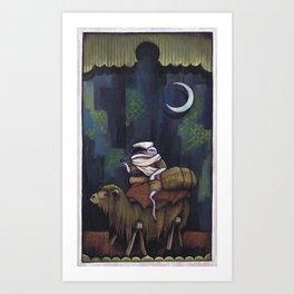 Esprit de Corps Art Print
