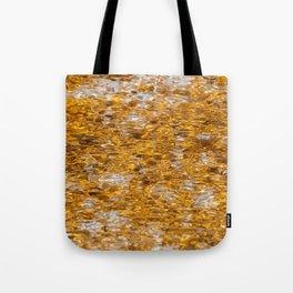 Canary Spring Orange Tote Bag