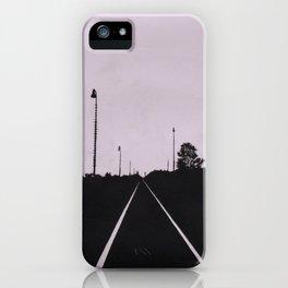 o_007_horizon_01 iPhone Case