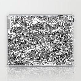 Little mushrooms Laptop & iPad Skin