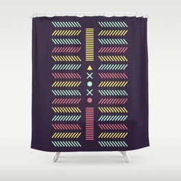 colpo Shower Curtain