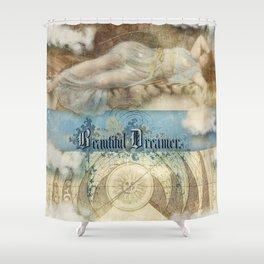 Beautiful Dreamer Shower Curtain