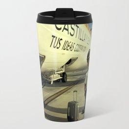 Cpt Roger Cambion, CRJ 900 Travel Mug