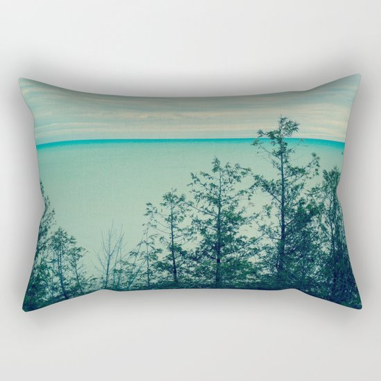 Lost To You Rectangular Pillow