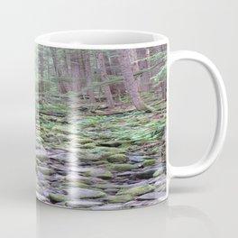 Sol Doc Falls Trail, colors Coffee Mug