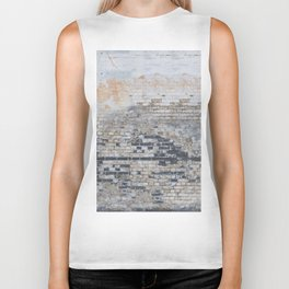 Old Bricks Biker Tank
