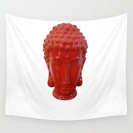 Buddha Head Wall Tapestry
