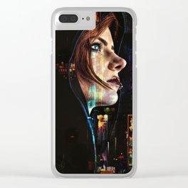 Nexus 8: Defender Clear iPhone Case