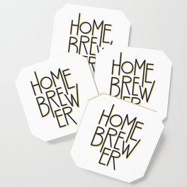 Homebrewer Coaster