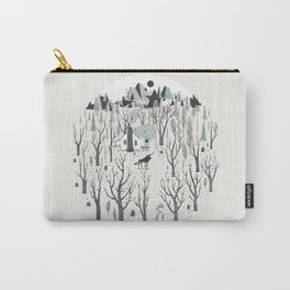 Black Forest Carry-All Pouch