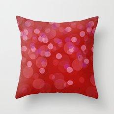 Roseus Pluvia –color version Throw Pillow