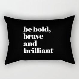 be bold VI Rectangular Pillow