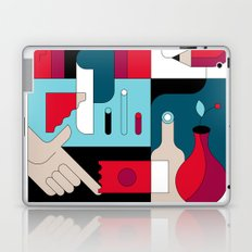 Art Studio Laptop & iPad Skin