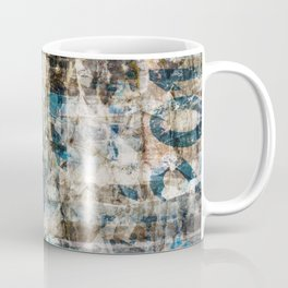 Torn Posters 1 Coffee Mug