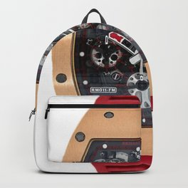 Richard Mille RM011 Red Demon Titanium & 18K Rose Gold 50MM Backpack