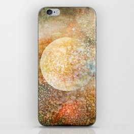 Planetary Vision iPhone Skin