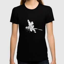 Fly Flying Dragonfly T-shirt