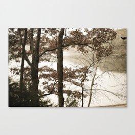 Walden Pond Canvas Print