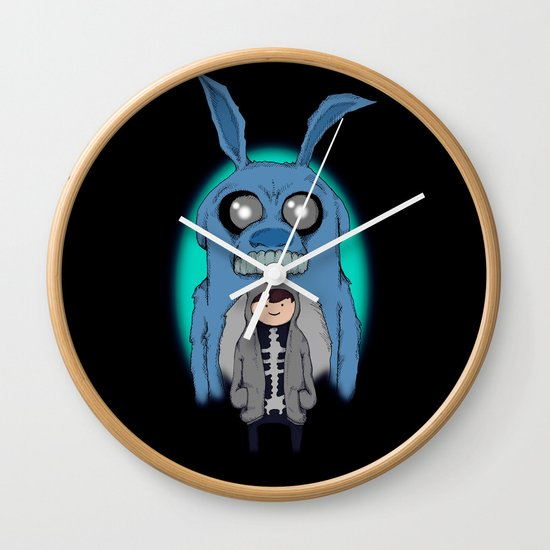 Time Travel Time! Wall Clock