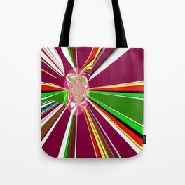 A burst of hope Tote Bag