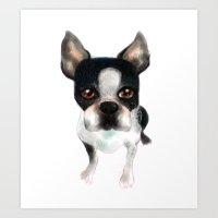 JAG! Art Print